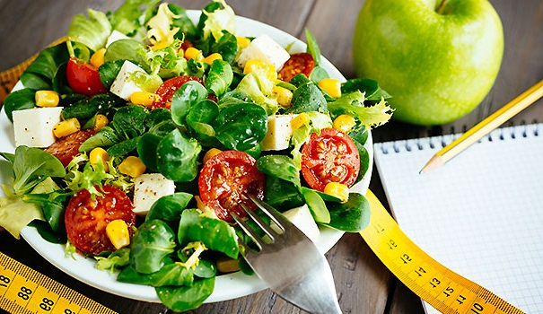 Manger sainement pour maigrir