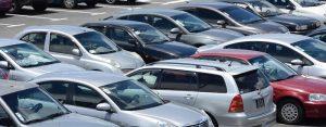Le marché des voitures d'occasion à Caen