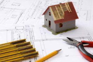 La législation pour construire une maison