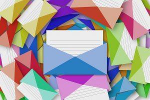 Un mail de prospection